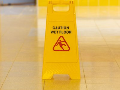 Slips, Trips, & Falls—What Supervisors Need to Know